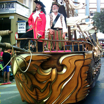 Pirate Ship Phoenix